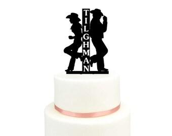 Cake Topper Cowboy