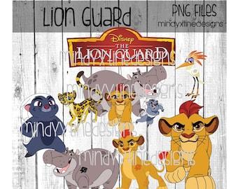 Lion Guard Clipart