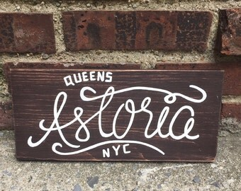 Astoria Sign