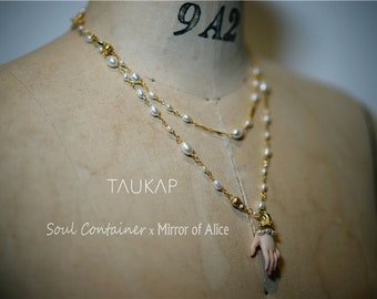 Soul Container - Mirror of Alice Neck lace