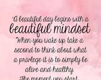 Beautiful Mindset Iphone wallpaper, Motivational phone background, inspirational, technology, iphone, positivity