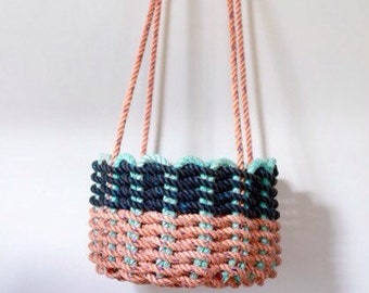 Rope Basket with handles
