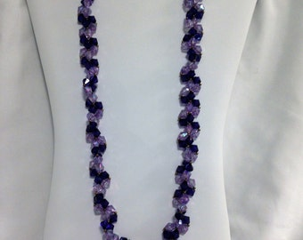 Handmade Necklace & Earring Set - Item #6-007