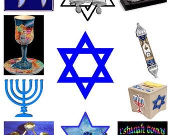 JEWISH magnets