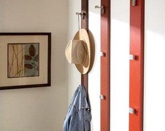 Handmade Slim Coat/Hat Rack Hanger