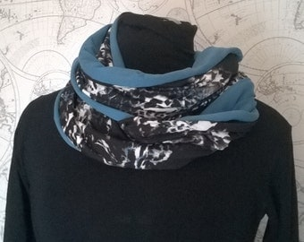 SNOOD, TUBE SCARF