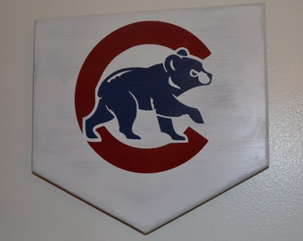 Cubs Home Plate