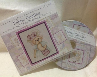 Libby's Fabric painting DVD
