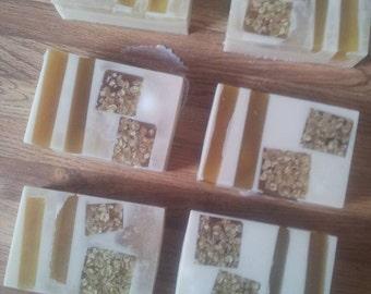 Handmade Goatsmilk Soap