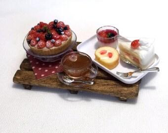 Free Shipping! Miniature Berry Sweets Set - MC-CK-364mo