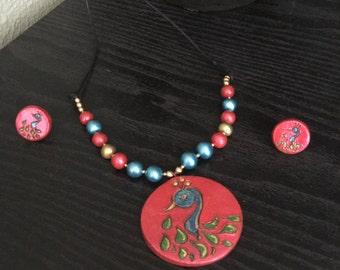 Handmade Terracotta jewelry