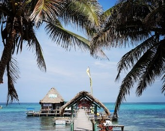 BELIZE travel photo: paradise