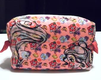 Small Princess Cosmetic Bag