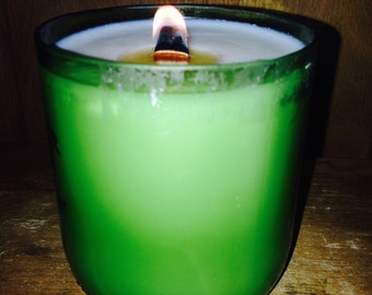 Soy Candle with Wooden Wick