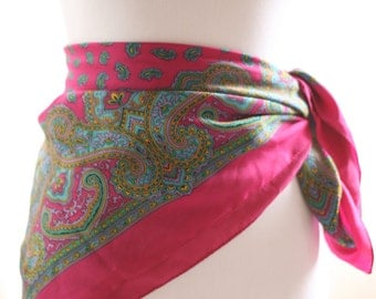 Colorful Scarf/Wrap