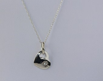 925 Sterling Silver Women Necklace & Pendant