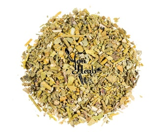 Mistletoe Herb Stems Loose - Buy Any 2x50g Get 1x50g Free!