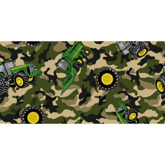 John Deere pillowcase
