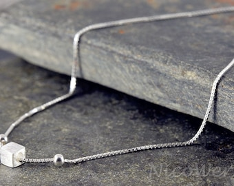 Silver anklets anklets 925 ladies jewelry gift SFK104