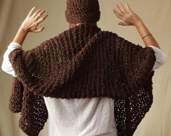 Long Multi Wear Shawl