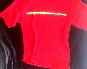 Vintage Hula Girl Speedo Tshirt