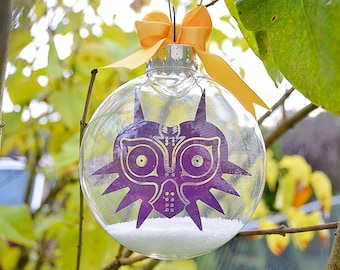 Legend of Zelda: Majora's Mask - Christmas Tree Ornament