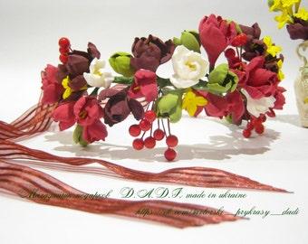 """Wreath """"Autumn Fantasy"""""""