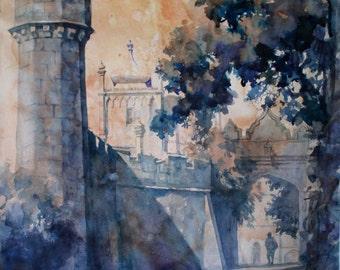 "Drawing ""Vorontsov Palace"""