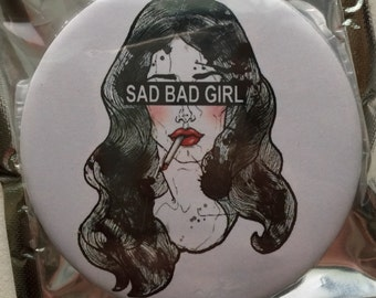 BADGE SADBADGIRL