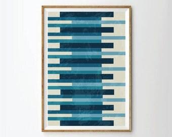 Poster Art, MODERN art, modern poster, Geometric poster, Abstract art, Bauhaus Prints Posters