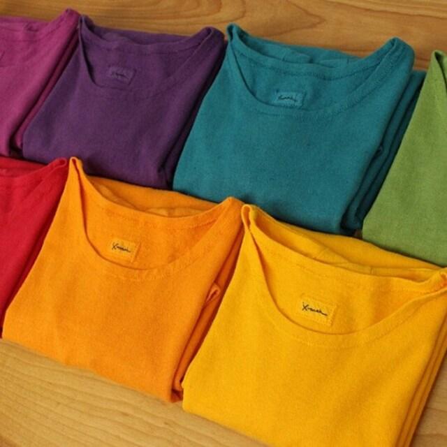 Hemp Organic Cotton Eco Clothing Hand Made Hand Dyed By Xusah