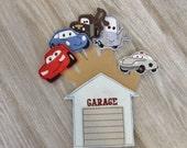 Car Finger Puppet Set