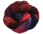 Tango- Handpainted Yarn- Dye to Order, Sock, Fingering, Sport, Bulky