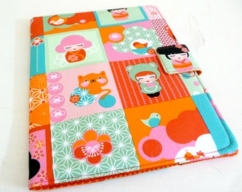 Hello Tokyo iPad 2 Cover, Soft Book Style