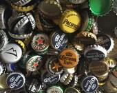 Mosaic Supplies mixed media Bottle Caps Beer Domestics Imports 500