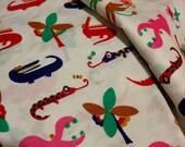 Cotton Jungle Kids Print Fabric