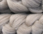 Cormo Wool Top, Spinning Fiber, Felting Fibre,  Wool Roving, Combed Top, 2 ounces
