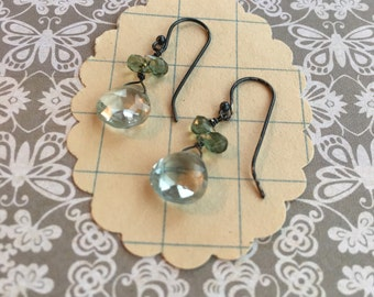 gifts for her taylor earrings sterling gemstone