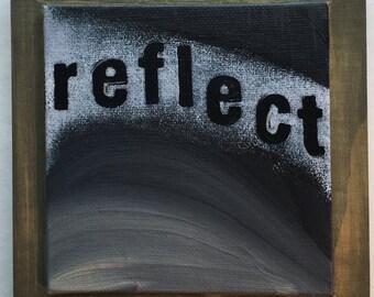 Reflect- Inspire Art