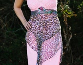 Rubypearl Cheeky Cheetah Slip Dress