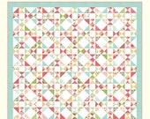 SALE - Snippets quilt pattern from Cotton Way - charm pack friendly