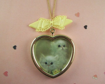 Kittens Necklace