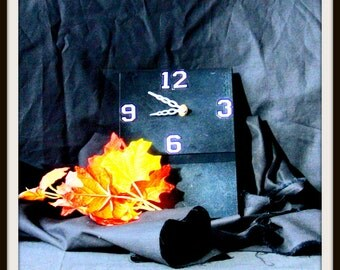 PS 2 Mini Upcycled Console Clock, PS2 Mini Console Gamer Clock, Christmas Gift, Gift For Him
