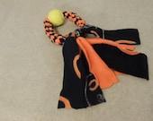Chicago Bears Braided Loop Dog Tug Toy