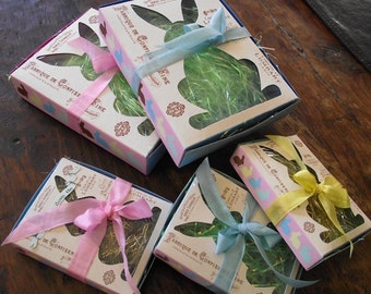 Set of 3 medium Easter boxes