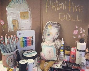 Primitive Doll - online class