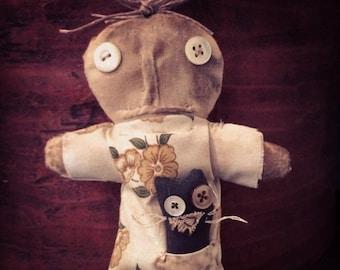 SALE Primitive Doll Pocket