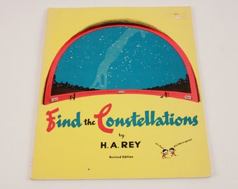 Find the Constellations, Rey, H. A., Good Book