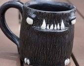 Ceramic, Wendigo stoneware mug