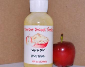 Apple Pie Hand & Body Wash 4oz
